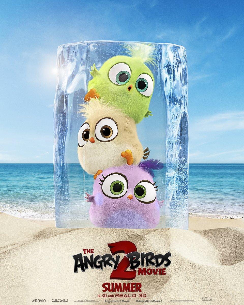 The Angry Birds Movie 2 – Capri Theatre